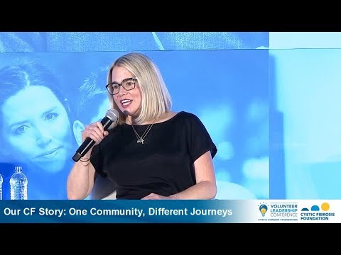 CF Foundation | 2019 VLC: Our CF Story - One Community, Different Journeys