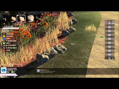 Canucks' Full Course Design Tutoral:  Episode 3- A Little Gardening