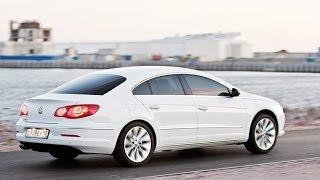 Test-Drive Volkswagen Passat Cc // Autoexpert