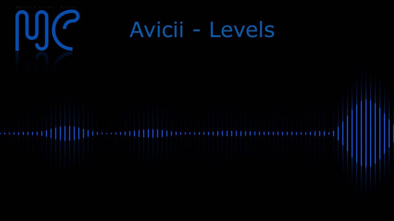 Avicii - Levels with Equalizer testing - YouTube