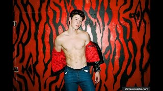 Shawn Mendes Shirtless Compilation