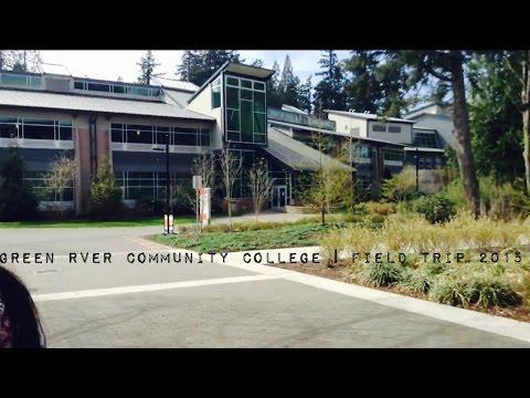 Green River Community College  l Field Trip 2015
