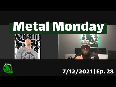Metal Monday Episode #28 With Nick and Brett, July 12, 2021
