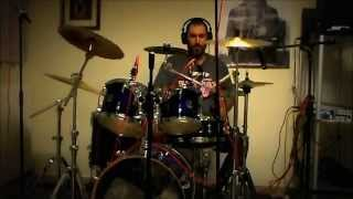 Frank Marino Ditch Queen - Drum Cover