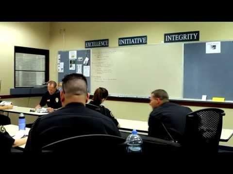 Criminal Justice Organizational Behavior