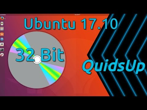How to Get 32 Bit Version of Ubuntu 17.10