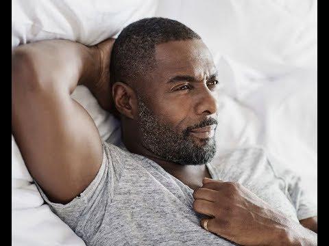 Actor Idris Elba Cutting Down On Social Media Usage