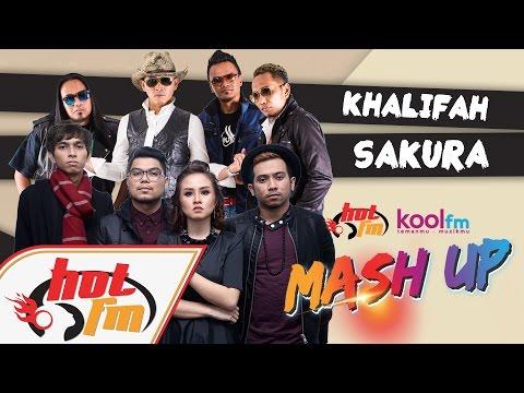 Sakura Band & Khalifah - Polaroid X Hang Pi Mana #HotKoolMashUp