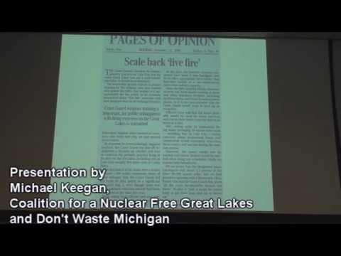 Dangers of Nuclear Energy & the Fermi 2 & Fermi 3 Plants in Monroe, Michigan