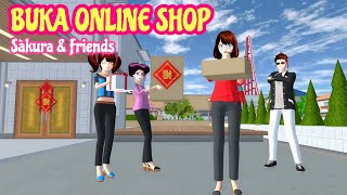 OH NO BUKA ONLINE SHOP BENERAN SAKURA and FRIENDS ! DRAMA SAKURA SCHOOL SIMULATOR SSS LUCU