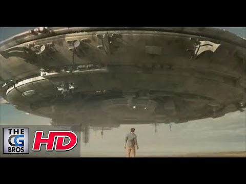 "CGI 3D VFX Spot HD:  ""Mahou Ovni""  by - Miopia FX"
