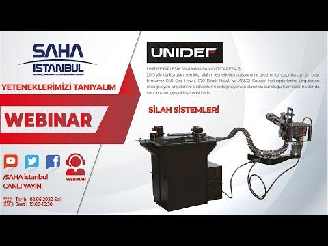 UNIDEF BİRLEŞİK SAVUNMA SANAYİ TİCARET A.Ş.