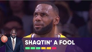Welcome to the Lowlight Factory | Shaq Shaqtin' A Fool Episode 8