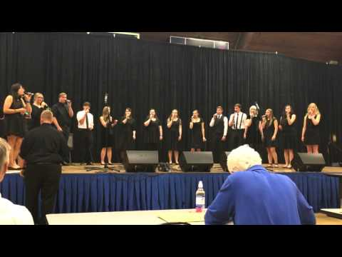 Tuxedo Junction -- WHS Jazz Choir