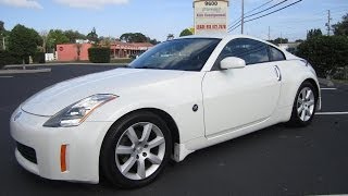 SOLD 2003 Nissan 350z Enthusiast 53K Miles Meticulous Motors Inc Florida For Sale