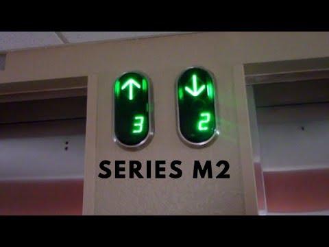Otis Series M2 Hydraulic Elevators - Extended Stay America, Duluth, GA