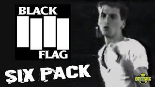 Black Flag - Six Pack (Music Video)