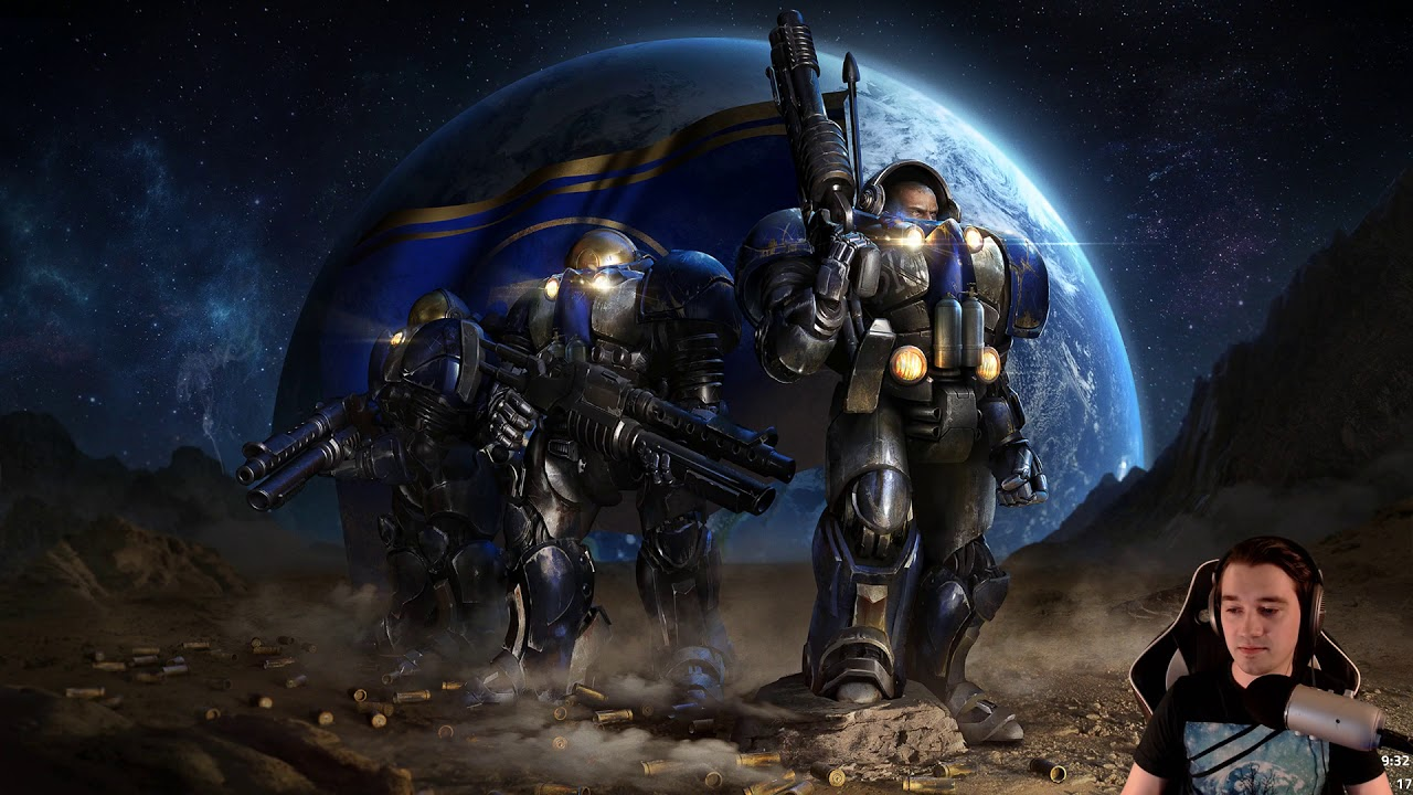 Download The Starcraft Story #1 - Episode 1 (Terran) 1/2 [Starcraft Remastered]