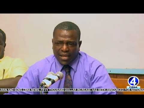 SEVERAL MAJOR PROJECTS IN LINE FOR CASTLE BRUCE CONSTITUENCY