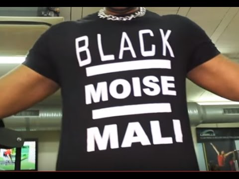 BLACK MOISE MALI - Ne gai ta laou