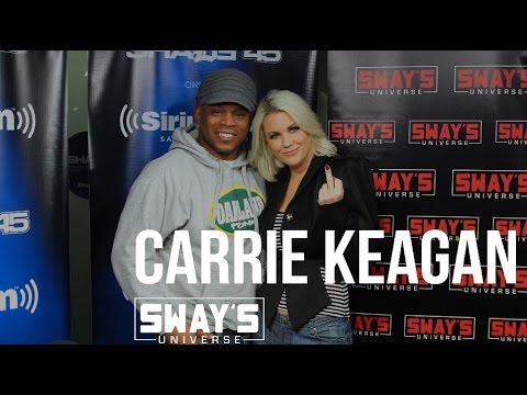 Carrie Keagan Says She