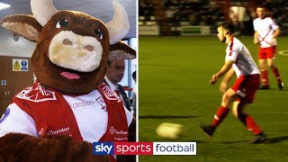Meeting the Jersey Bulls | The Channel Island hoping to make it into the Football League!