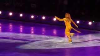 Disney On Ice Treasure Trove 2014 *Part 2*