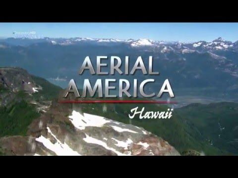 Гавайские острова с высоты птичьего полета: самое интересные места