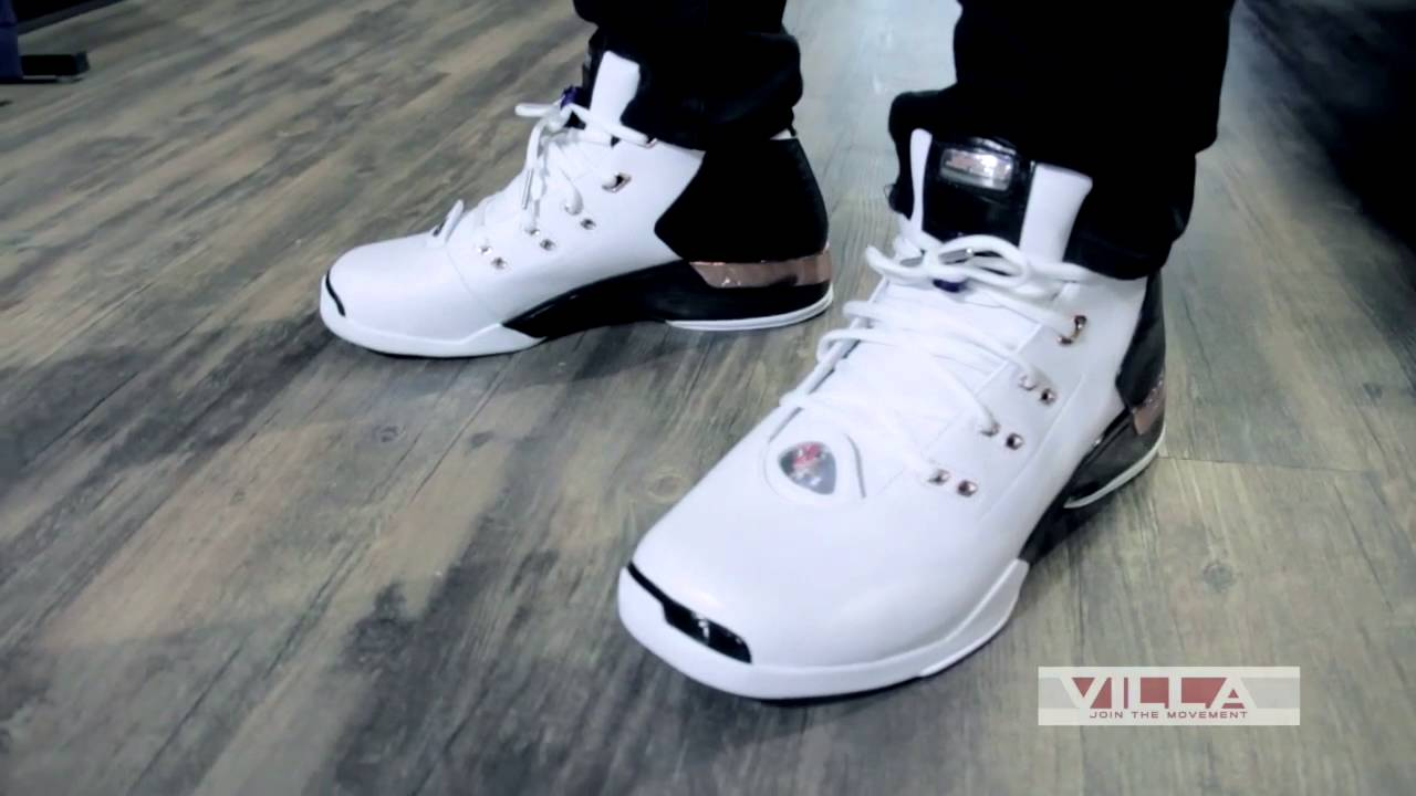 innovative design 848cc a06bc Air Jordan 17