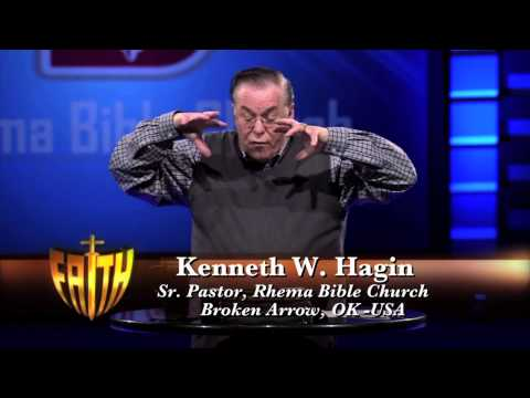 """RHEMA Praise: """"Seeing the Impossible Become Possible"""" Rev. Kenneth W. Hagin"""