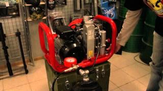 Компрессор высокого давления Nardi Atlantic E100(Рекомендации по работе с компрессором высокого давления и обзор компрессора высокого давления для пейнтбо..., 2011-05-27T16:37:50.000Z)