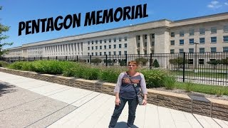 Visiting The Pentagon Memorial
