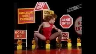 Arlene Phillips Hot Gossip - Ease on Down The Road - The Kenny Everett Video Show TX: 01/01/1979