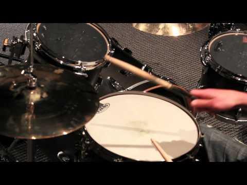 Amazing Grace - Retro Hymns Drum Tutorial from AnderKamp Music