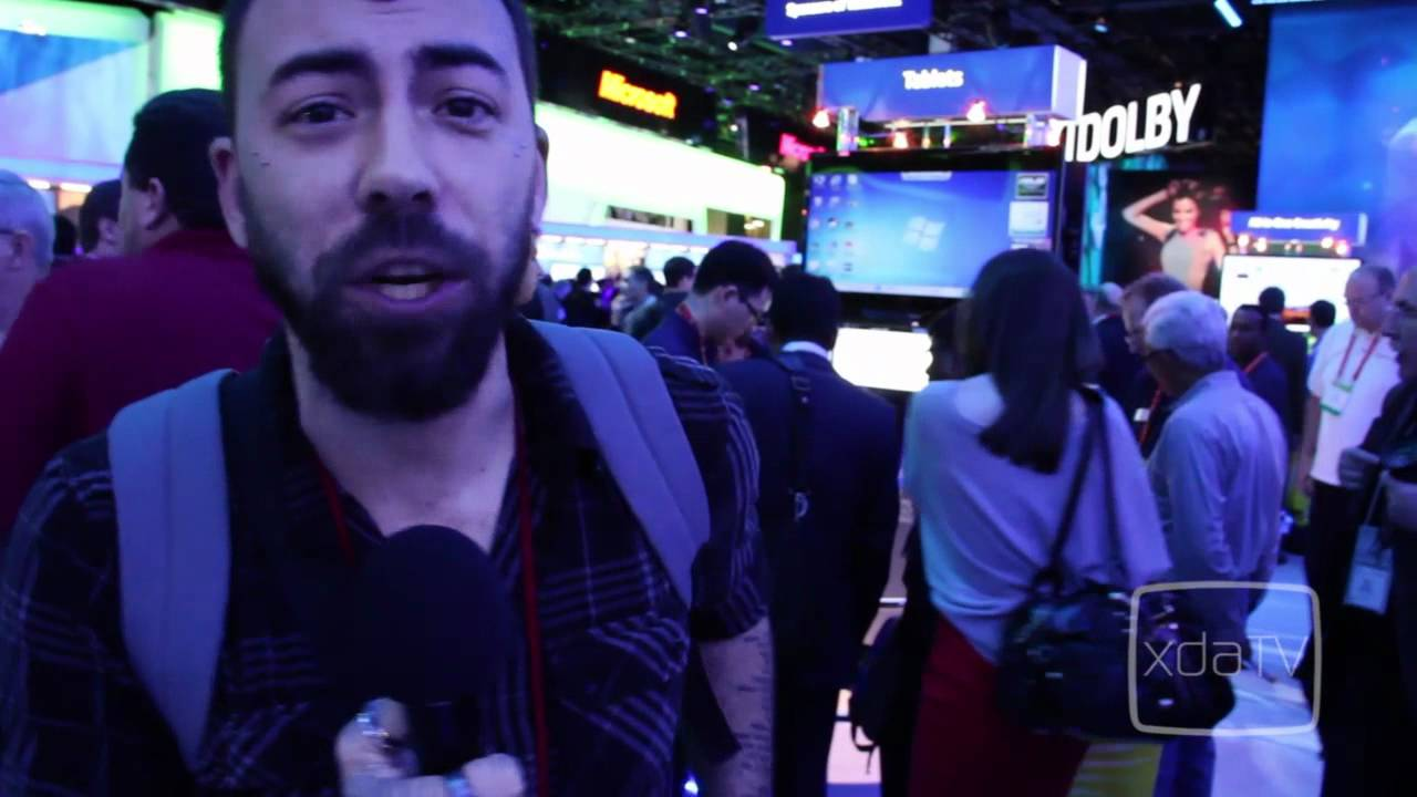 XDA TV Live from the CES 2012 Show Floor