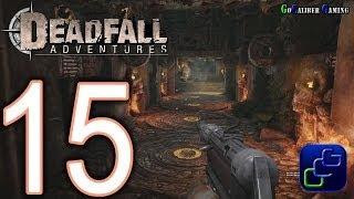 DEADFALL Adventures Walkthrough - Part 15 - Level 8: Mayan Tombs