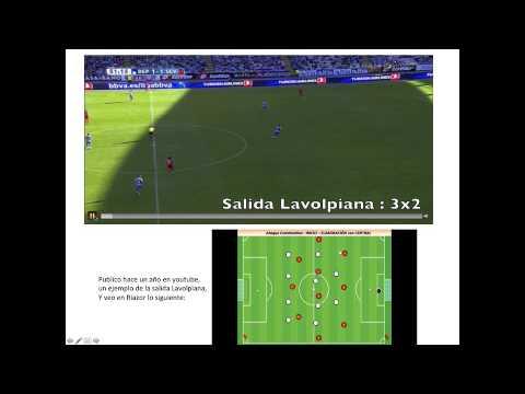 Salida Lavolpiana del Sevilla C.F. de Unai Emery