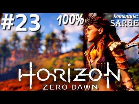 Zagrajmy w Horizon Zero Dawn (100%) odc. 23 - Nieprzygotowana karawana thumbnail