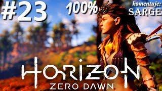 Zagrajmy w Horizon Zero Dawn (100%) odc. 23 - Nieprzygotowana karawana
