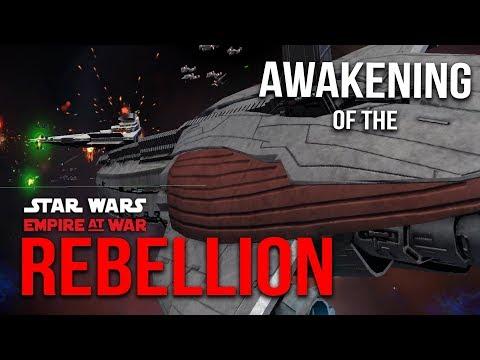 Star Wars - Awakening of the Rebellion - Tie Fighters Inbound! Ep 7
