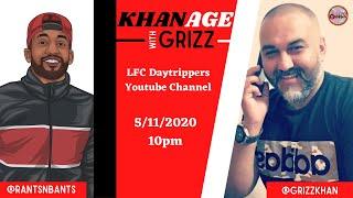 Khanage with Grizz Khan Episode 1 RantsNBants