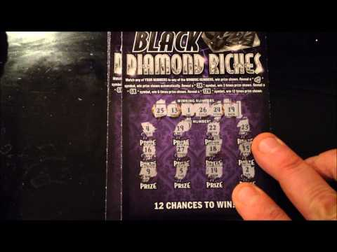 Indiana lottery scratch offs tickets