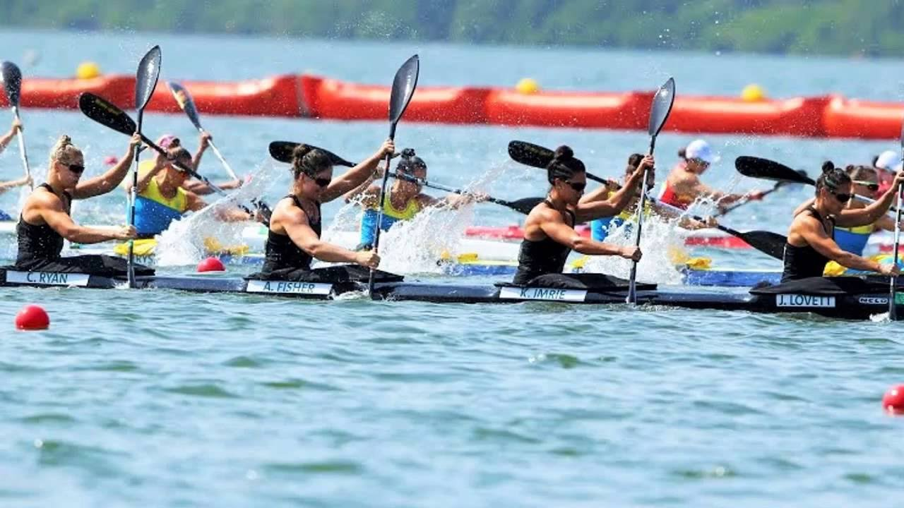 Canoe Sprint Olympics In Rio 2016