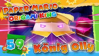 PAPER MARIO: THE ORIGAMI KING 📃 #59: Finale gegen König Olly