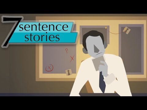 THE INVESTIGATION by David Bell   7 Sentence Stories
