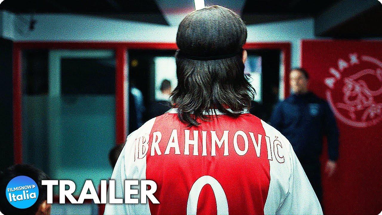 ZLATAN (2021) Trailer ITA del Film sul Dio del Calcio Ibrahimović