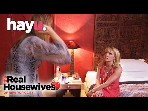 Ramona And Jill Fight In Morocco | The Real Housewives of New York City