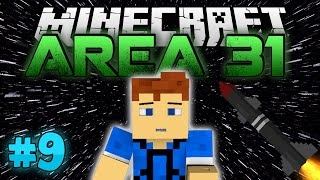 Minecraft Area 31 - MISSILES LOCKED ON!!! - Episode 9