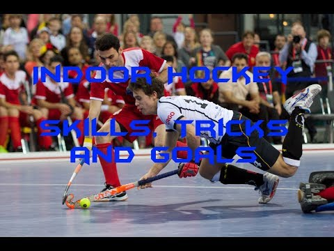 Indoor Hockey | Skills, Tricks And Goals (Compilation 1)