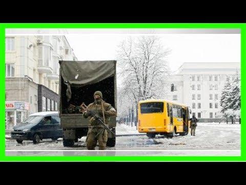 Kremlin backs pro-russia minister in ukraine power struggle
